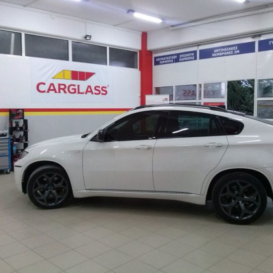 Αντιηλιακές Μεμβάνες – BMW X5
