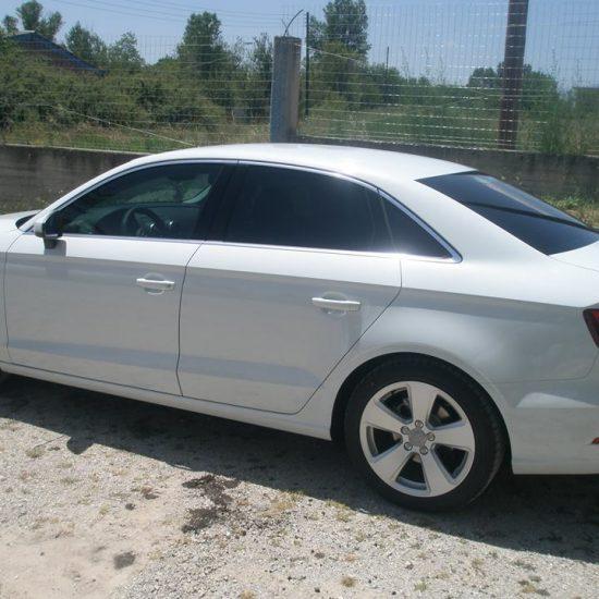 Αντιηλιακές Μεμβράνες Audi A3