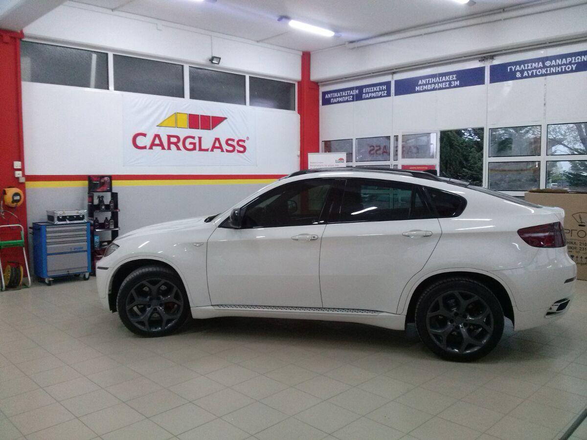 Αντιηλιακές Μεμβράνες BMW X5